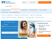 RV Bank Rhein-Haardt eG