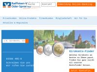 Raiffeisen-Volksbank Oder-Spree eG