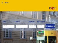RVF Regio-Verkehrsverbund Freiburg