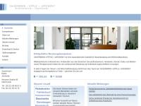 Sauermann, Epple & Jurowsky, Sozietät für Steuerberatung und Wirtschaftsprüfung