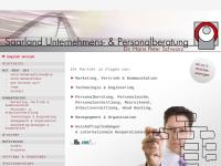 Saarland Unternehmensberatung Dr. Hans Peter Schwarz