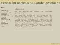 Verein für sächsische Landesgeschichte e. V.