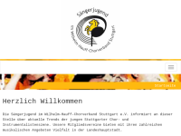 Homepage der Sängerjugend Stuttgart
