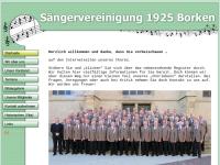 Sängervereinigung 1925 Borken e.V.