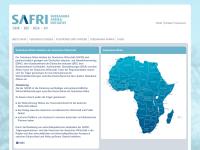 SAFRI - Engagement für Menschen und Märkte