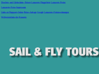 Sail & Fly Tours
