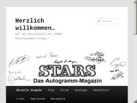 STARS-Sammelclub für Autogrammsammler