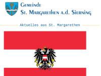 Gemeinde St. Margarethen an der Sierning