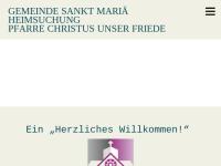 Katholische Kirchengemeinde St. Mariä Heimsuchung