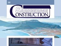 Sarigerme Plan Design und Bau