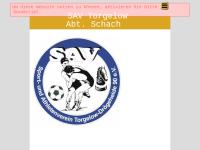 Sportabteilung Schach des SAV Torgelow-Drögeheide