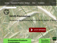 SAVE Foundation (Safeguard for Agricultural Varieties in Europe)