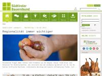Südtiroler Bauernbund - Verband der Landwirte in Südtirol