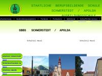 Staatliche Berufsbildende Schule Schwerstedt - Apolda