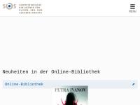 Schweizerische Bibliothek für Blinde und Sehbehinderte (SBS)