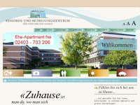 Senioren- und Betreuungszentrum (SBZ) der StädteRegion Aachen