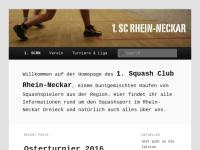 1. Squash Club Beindersheim