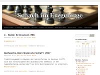 Schach im Erzgebirge