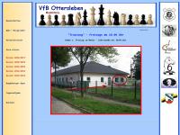 VfB Ottersleben e.V. Abteilung Schach