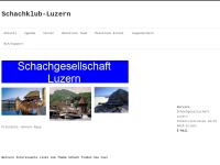 Schachklub Luzern