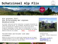 Schatzinsel Alp Flix
