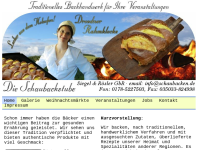 Dresdner Schaubackstube und Handbrotbäckerei - Siegel und Rösler GbR