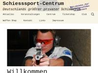 Schießsportcentrum Preußisch Oldendorf