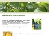 Weinbau Schillinger,