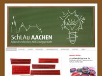 SchLAu - Schwul-Lesbisches Aufklärungsprojekt Aachen
