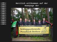Schlepperfreunde Pr. Stroehen