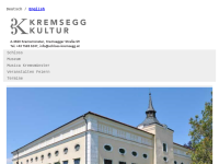 Schloss Kremsegg