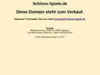 Schloss-Spiele