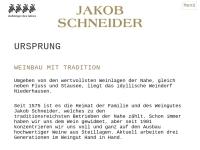 Jakob Schneider Wine-Growing Estate