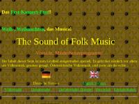 The Sound of Folk Music