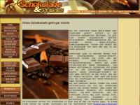 Schokolade ABC