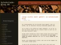 Schokolade Blog