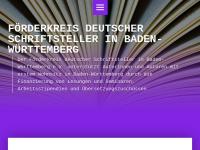 Förderkreis deutscher Schriftsteller in Baden-Württemberg
