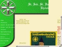 St. Sebastianus- und St. Hubertus-Schützenbruderschaft 1313 e.V. Rheinbach