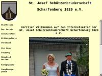 Sankt Josef Schützenbruderschaft Scharfenberger 1820 e. V.