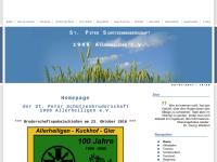 St. Peter Schützenbruderschaft 1908 Allerheiligen e.V.