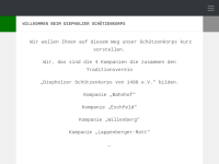 Schützenkorps Diepholz e.V.