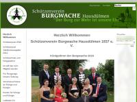 "Schützenverein ""Burgwache"" Hausdülmen e.V."