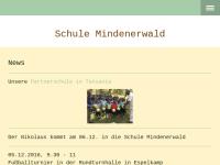 Schule Mindenerwald