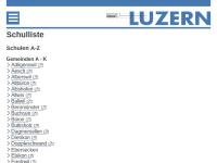 Schulen Luzern