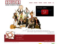 Scurdia - Markus Schirmer & friends