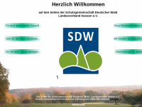 Schutzgemeinschaft Deutscher Wald - Landesverband Hessen Landesverband Hessen e.V.