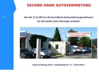Secondhand Autovermietung Hohn