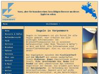 Segeln in Vorpommern