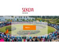 Sekem - Reisen
