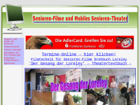 Mobiles Senioren-Theater